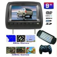 Quality 9 Inch Headrest Car Dvd Player for sale