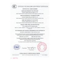 HWATEK WIRES AND CABLE CO.,LTD. Certifications