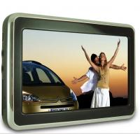 Quality 12V Muti Languages 4.3 Touch Screen GPS Car Navigation / Navigators With Picture Viewer for sale