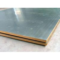 Quality Explosion welding metal composite plate for sale