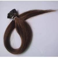 """Quality Fashional 100% Human Remy Hair 10"""" to 30"""" Darkest Brown Silky Straight  I Tip Hair Extension for sale"""