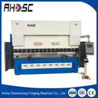Quality WC67Y Press Brake Hydraulic Sheet Metal Steel Bending For Sale for sale