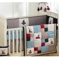 Quality Jack 6-piece Baby Crib Bedding Set for sale