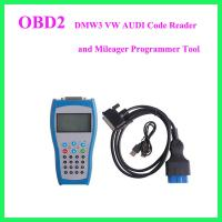 Quality DMW3 VW AUDI Code Reader and Mileager Programmer Tool for sale