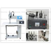 Quality 35Khz Ultrasonic Textile Sealing And Cutting Machine With Rotary Titanium Wheel for sale
