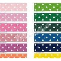 China Polka Dots Ribbon on sale