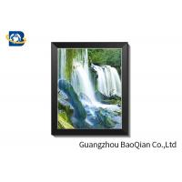 China PVC Frame 3D Lenticular Pictures Format Of Customer Images Clear PSD AI PDF TIFF JPG on sale