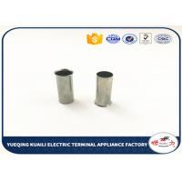 Quality Electrical non insulated terminals naked cord end for cable joint for sale