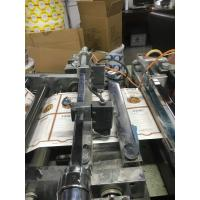 China 320A Transparent Package Film PVC Sleeve Label Die Cutting Machine with Hot Foil Stamping on sale