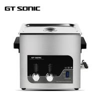 China Industrial Ultrasonic Fuel Injector Cleaner With Dual Power And Heater on sale