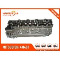 Quality Complete Cylinder Head For MITSUBISHI   4M40T  Pajero 2.8TD  ME202620  ME193804   AMC 908514 for sale
