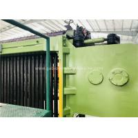 Quality Hillside Automatic Spring Coiling Machine , 20r/Min Speed Gabion Making Machine 22KW for sale