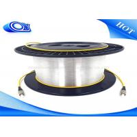 Quality FC PC ODTR Bare Fibre Testing Indoor Fiber Optic Cable Spools Low insertion loss for sale