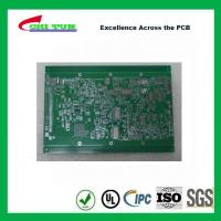 China Making 8 Layer Quick Turn PCB Prototypes Lead Free HASL Power Amplifier Pcb Layout on sale