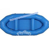 China pvc fabric for inflatable boat on sale