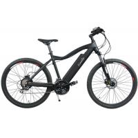 Quality High Speed Off Road Electric Mountain Bikes Fat Tire Battery Powered for sale