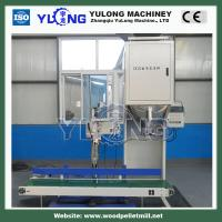 Quality rice husk automatic pellet packing machine for sale