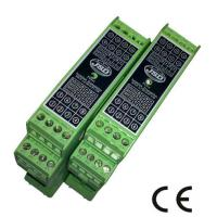 Quality temperature signal to cuttrent/voltage signal  isolation transmitter for sale
