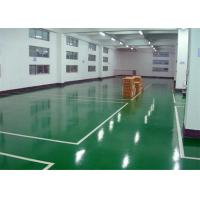 Quality Spray / Roll Epoxy Floor Paint Anti-static For Shopping Malls for sale