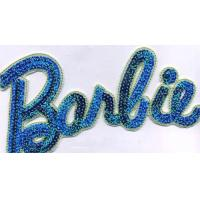 China Sequin Embroidery Digitizing on sale