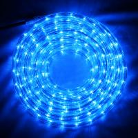 Quality Flexilight Indoor/Outdoor LED Rope Light Static Blue for sale