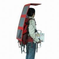 Quality Solar Backpack Power System, Safe and Reliable, No Pollution/Noise, Long Lifespan, Easy to Assemble for sale