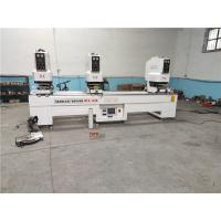 China PC Control Seamless Welding UPVC Window Machine For PVC Window And Door Making on sale