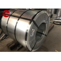 Quality Small Spangle Galvanised Steel Strip / DX51D Z275 Galvanized Steel Sheet Roll for sale