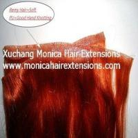China Skin Weft Hair Extensions on sale