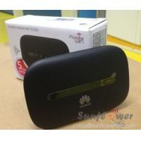 Quality Huawei E5330 Mobile Wifi 3G Wireless Router , Wireless Network Router for sale