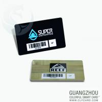 Quality New style code 128 cmyk barcode invitation card pvc card for sale
