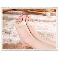 Quality breathable fabric silicone gel ball of foot metatarsal cushion pad for sale