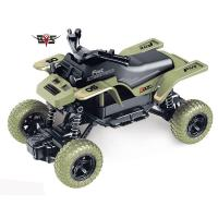 China Electric RC toy car monster truck army green color remote control 1:18 RC monster climbing truck car toy  666-279B on sale