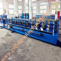 Quality C Z Purlin Roll Forming Machine with PLC Computer Control for Large-scale Construction for sale