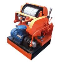 Quality CJ Series Hydraulic Cable Logging Winch for sale