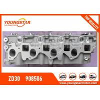 Buy ZD30 Bare 908506 Cylinder Head For NISSAN Patrol GR / Terrano II / Urban 2953CC 3.0TDi 16V at wholesale prices