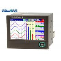 Quality Original Yokogawa Japan Waterproof Paperless Recorder Fx1000 Series With Cf Card for sale