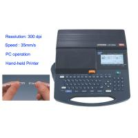 Quality Operation Steady Under Low Temperature ,  Powerful Cable Identification Printer for sale