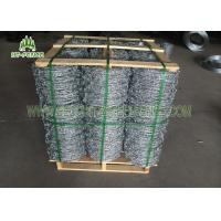 Quality Easy Installation 14 Guage Concertina Razor Wire With Hot Dipped Galvanized for sale