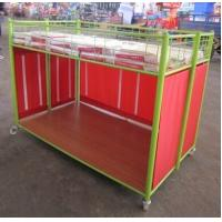 Quality Retail Supermarket Promotion Retail Display Shelving Units / Grocery Store Shelving for sale