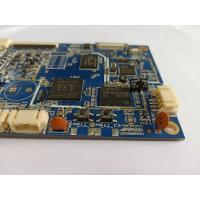 Quality PCB Assembly with Cable FR4 Material Blue Mask Customied Size X Ray Inspection for sale