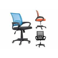 Quality Modern Ergonomic Back Metal Legs Office Lift Chairs for sale