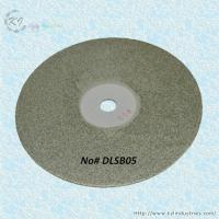 Quality Diamond Coated Flat Lap Disk Wheel for Rough Grinding Jewelry Glass and Lapidary for sale