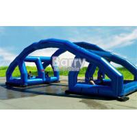 Quality Sport Inflatable Interactive Games Water Balloon Battle 4 - Players For Kids Play for sale