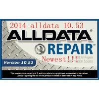 Quality 2015 Alldata V10.53 & Mitchell on Demand 5 2014 Fit All 32&64bit Windows System 640G HDD for sale