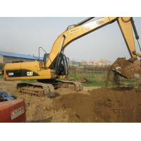 2364 Hours Used Cat Excavator 320D Year 2012 , Professional Used Mini Trackhoes