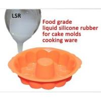 Quality Silicone molds for concrete making liquid silicone rubber with food grade for sale