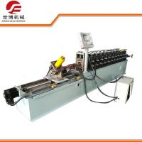 Quality Light Gauge Steel Stud Roll Forming Machine / C Purlin Forming Machine For Roof Truss for sale