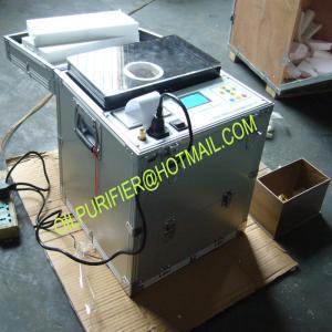transformer oil tester meets IEC-156, IS6792, ASTM D 877, ASTM D 1816, UNE 21