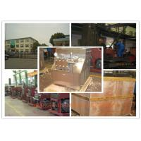 Quality Milk Processing Types Industrial Homogenizer , New Condition dairy homogenizer for sale
